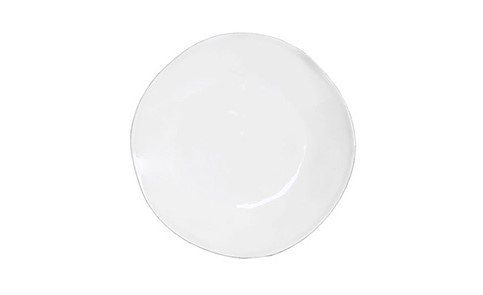 103502 Natural White Plate 21 Cm 295X295