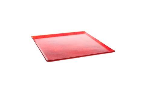 107019-Zen-Square-Glass-Platter-Red-295x295