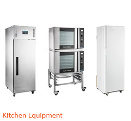 New Kitchen Equipment